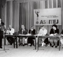Assitej World Congress Rostov -On – Don 1996 – 1
