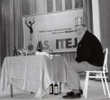 Assitej World Congress Rostov -On – Don 1996 – 4