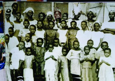 18. Baba Sala with Children